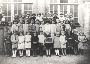 Bewaarschool Elversele 1934-1935 (c): Willy De Westelinck