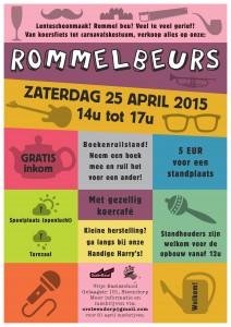 Rommelmarkt Steendorp 2015 St-Henricusschool