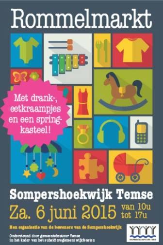 Rommelmarkt Sompershoekwijk 2015