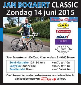affiche jan bogaert classic 2015