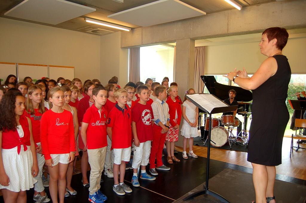 opendeur muziekacademie 2015 Temse