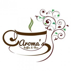 Aroma's logo 2015