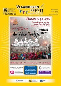 Feest Vlaamse gemeenschap 2015