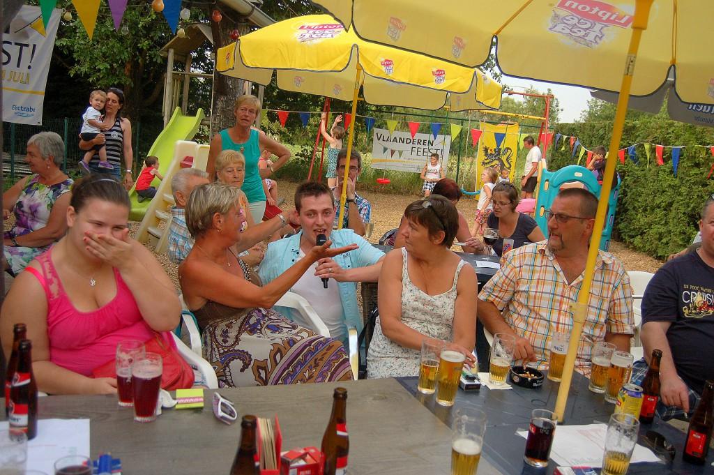 Vlaanderen Feest The Ranch Tielrode