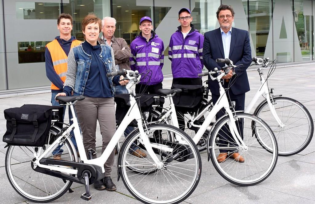 Elektrische fietsen gemeenschapswachten_2015
