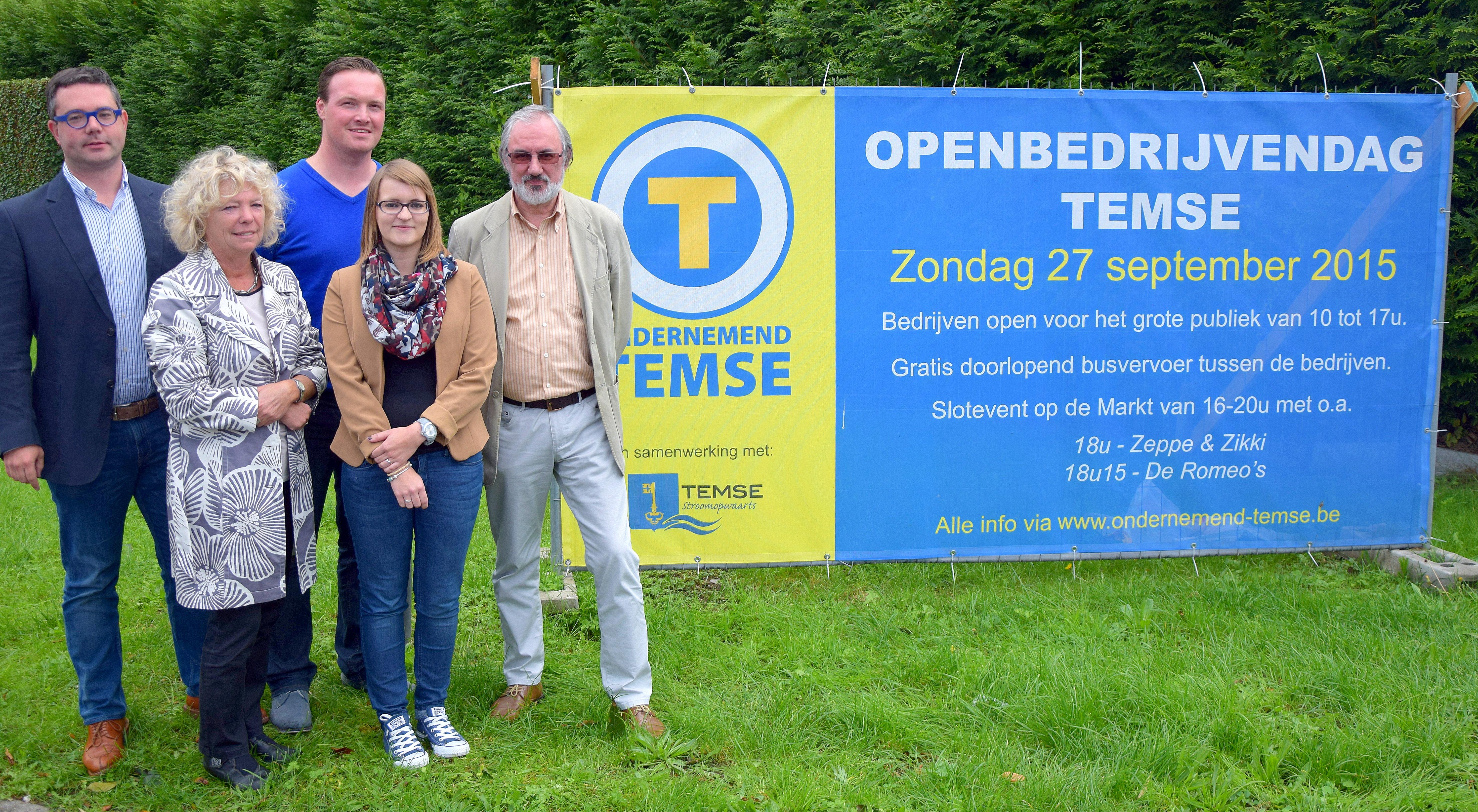 Openbedrijvendag Temse 2015