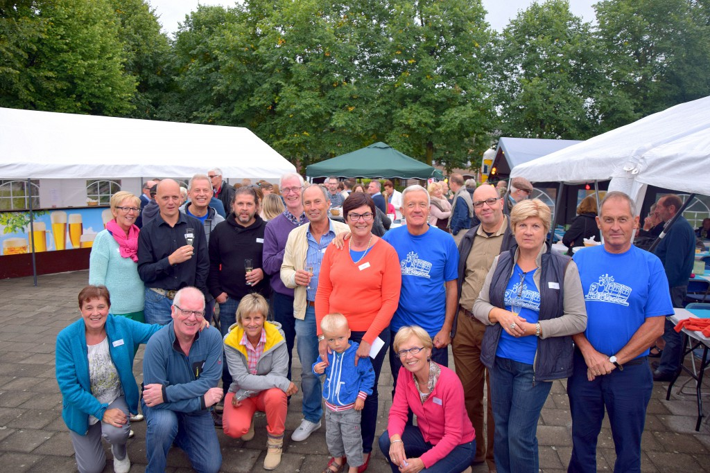 Straatfeest Stationswijk Temse 2015