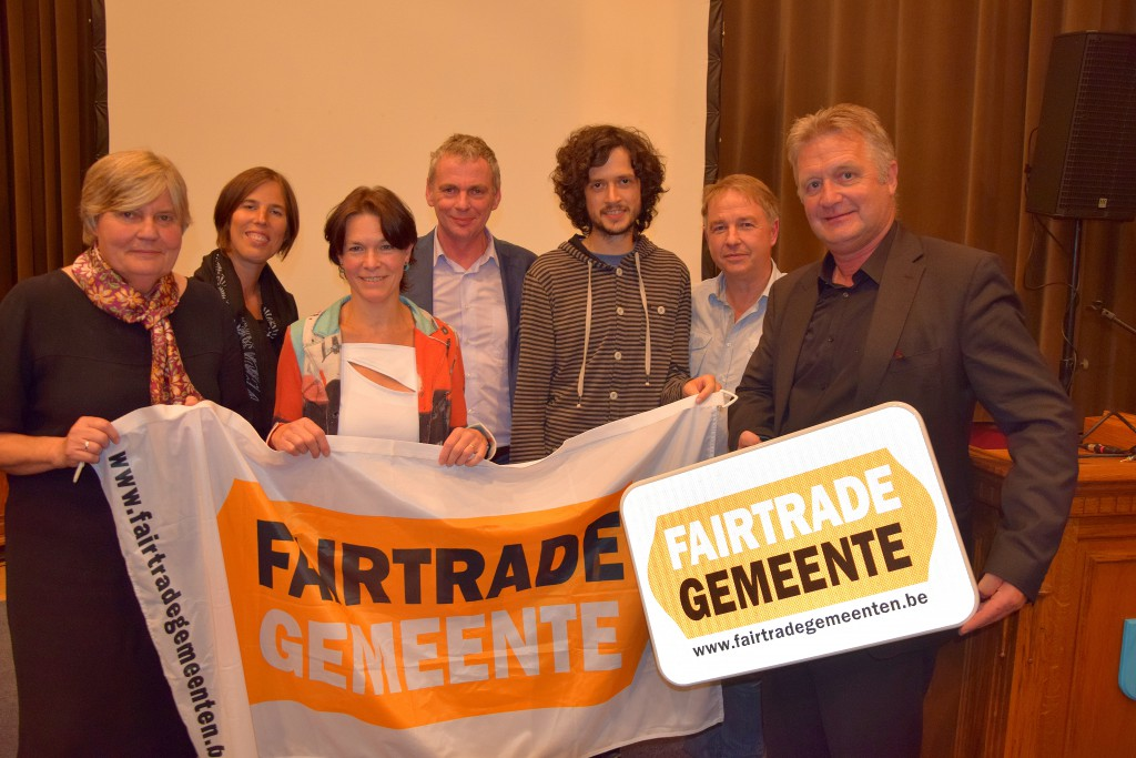 Temse Faire Trade Gemeente 2015