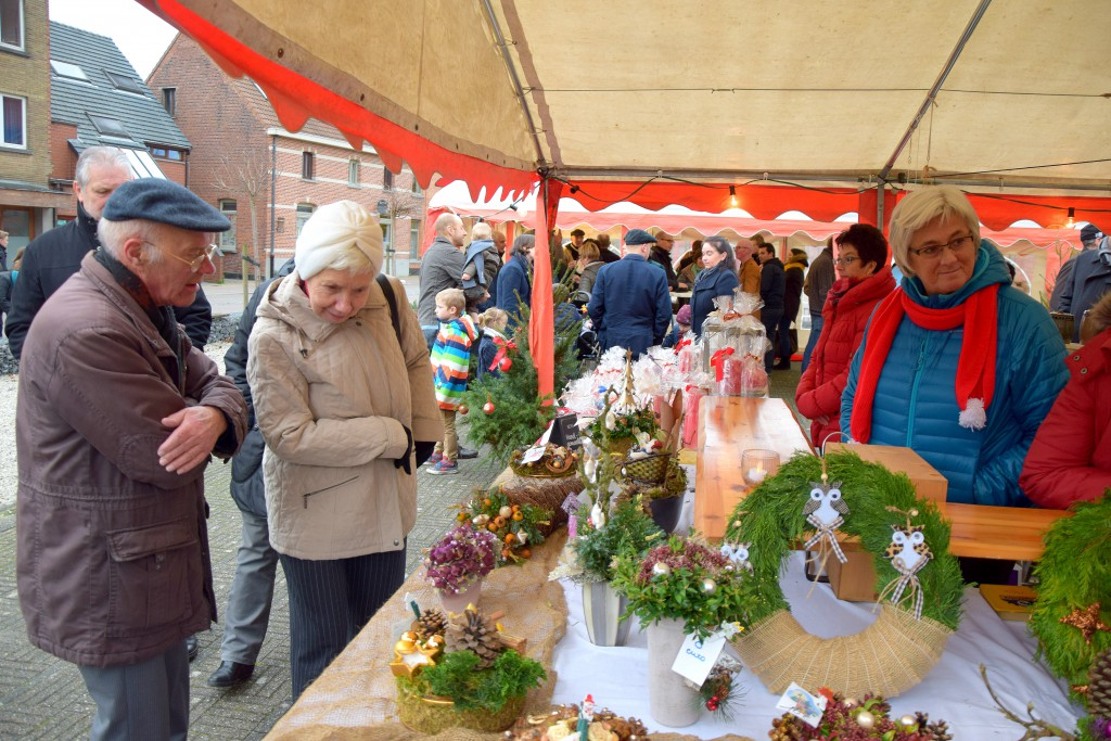 Kerstmarkt KVLV Temse-Velle 2015