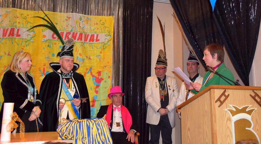 Aanstelling Prins carnaval Steendorp 2016