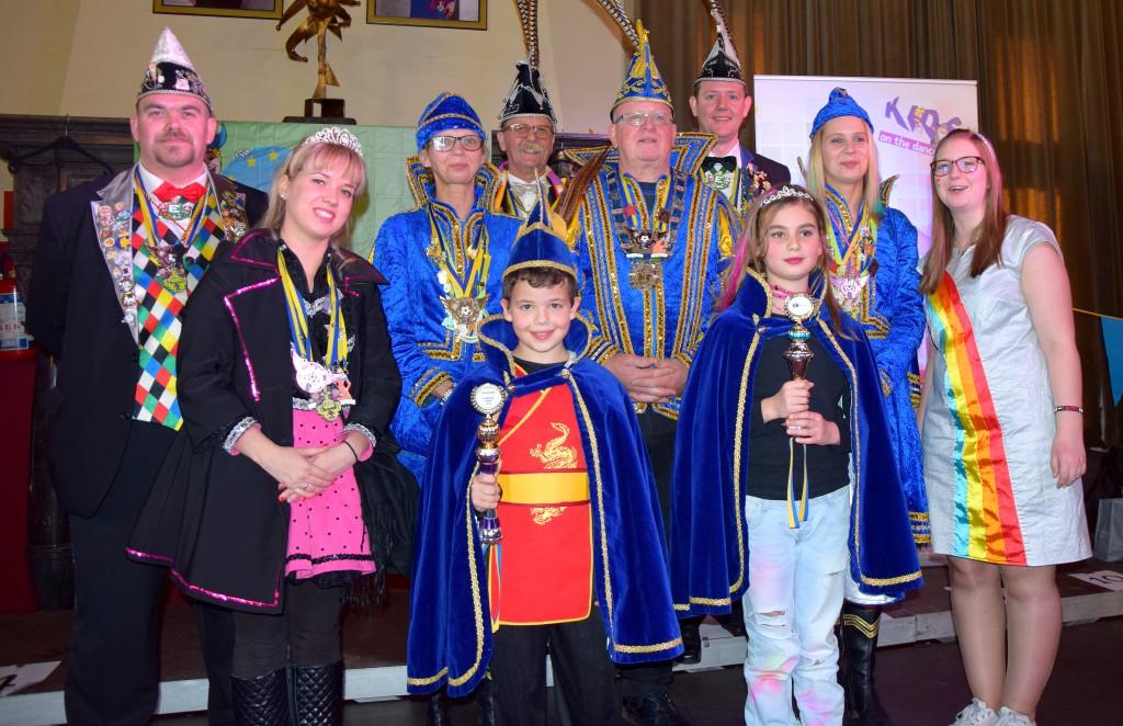 Kindercarnaval Temse 2016