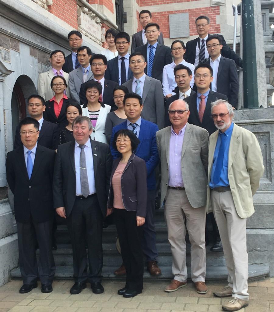 Bezoek Chinese ambassadeur 13 05 2016