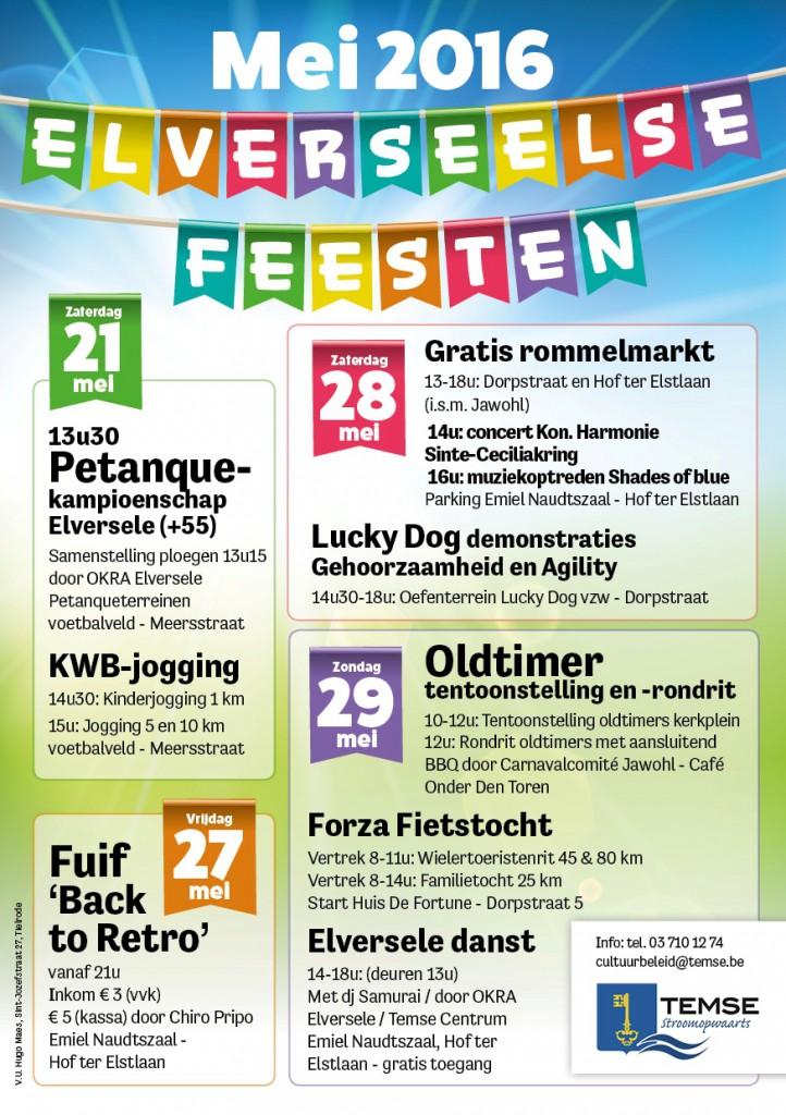 affiche programma EF 2016
