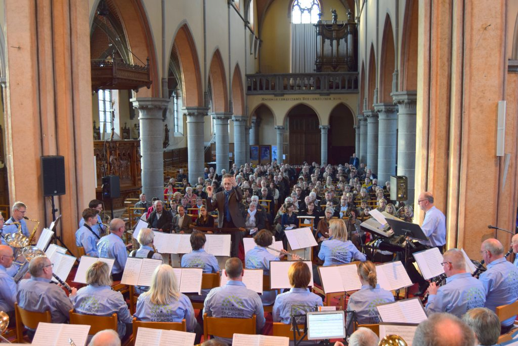 Nieuwjaarsconcert Sint-Cecilia Tielrode 2017