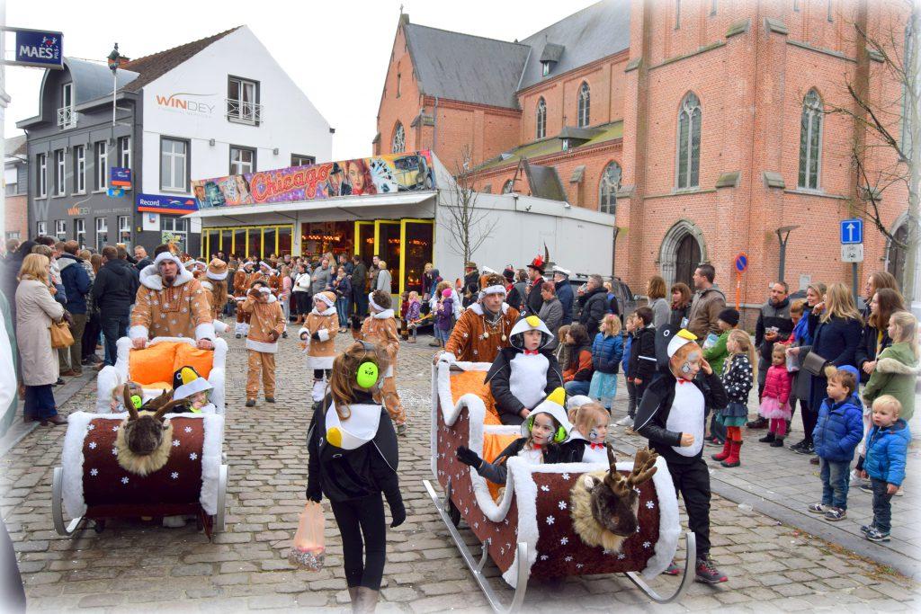 carnavalstoet Tielrode 2017