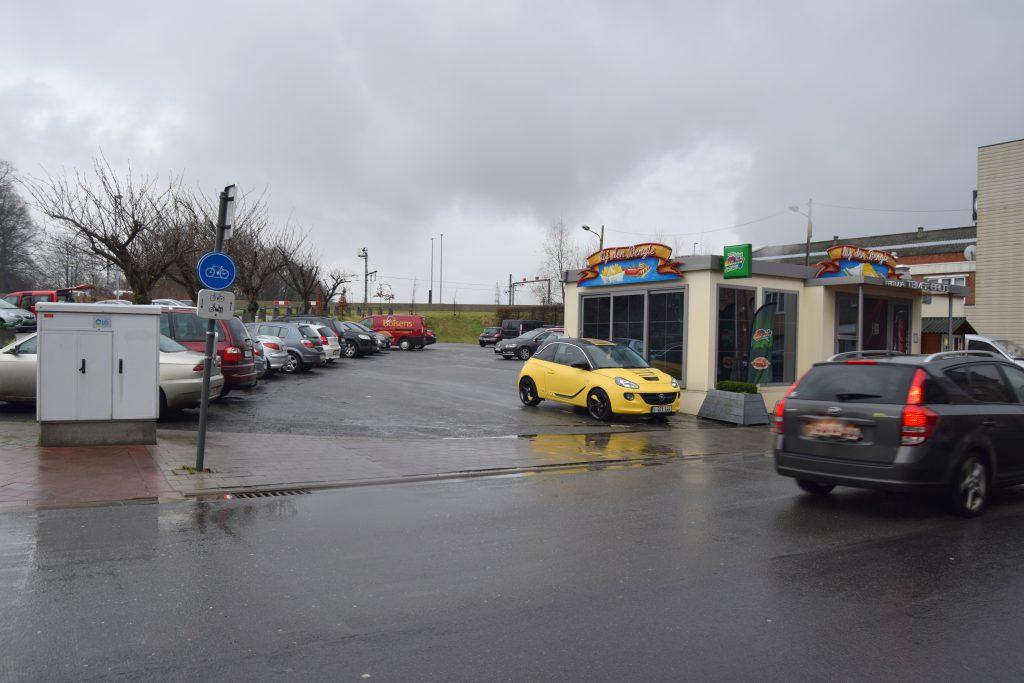 parking benji 2017
