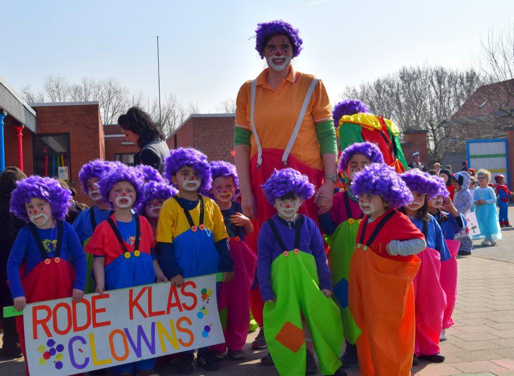 Carnavalstoet Heilig Hartschool Temse 2017