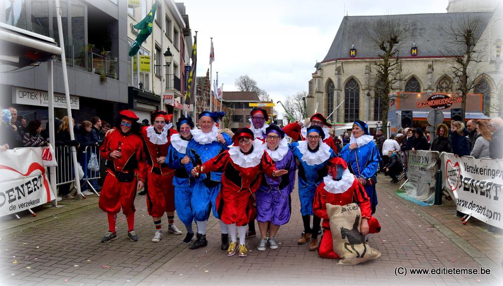 Carnavalstoet Temse 2017 (59)