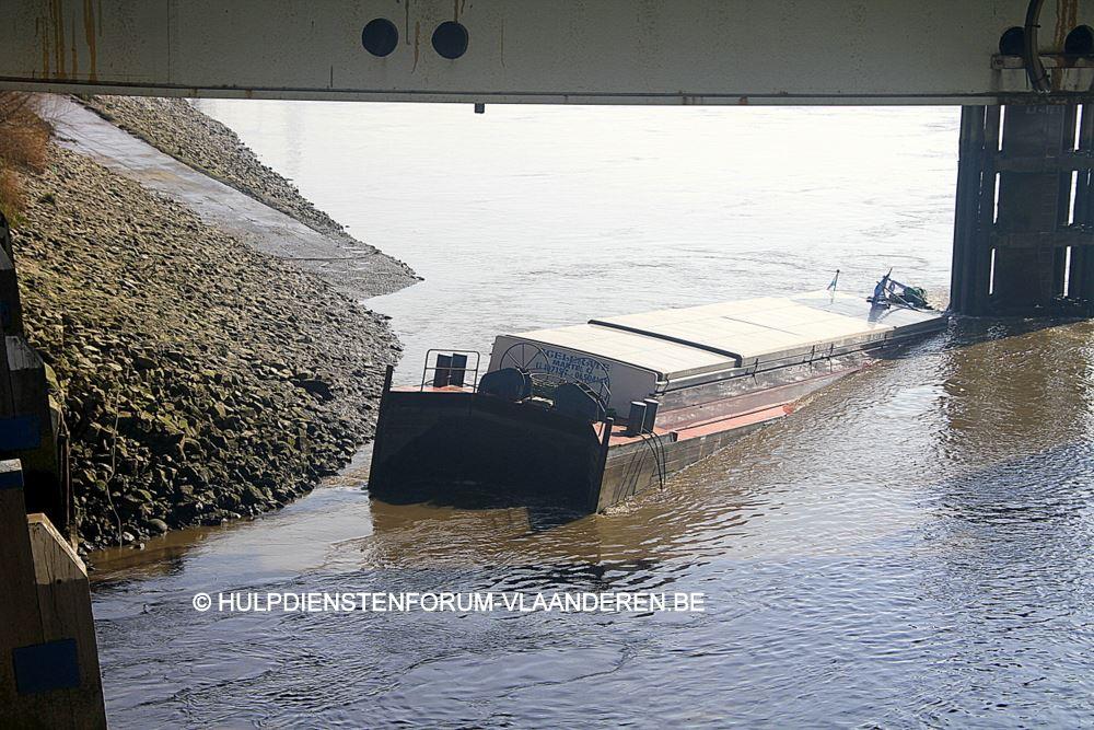 Scheepvaartongeval brug 2017