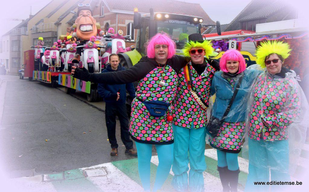 carnavalstoet elversele 2016
