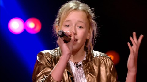 Siska The Voice Kids 2017